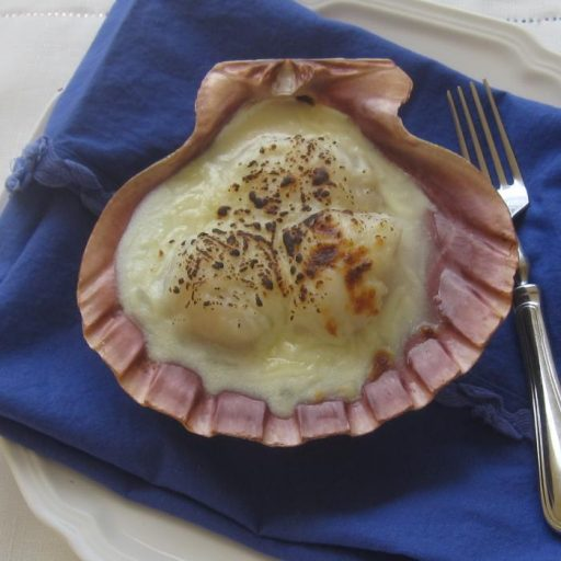 Coquilles Saint-Jacques Mornay